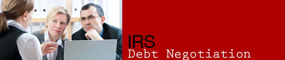 IRS Debt Negotiation